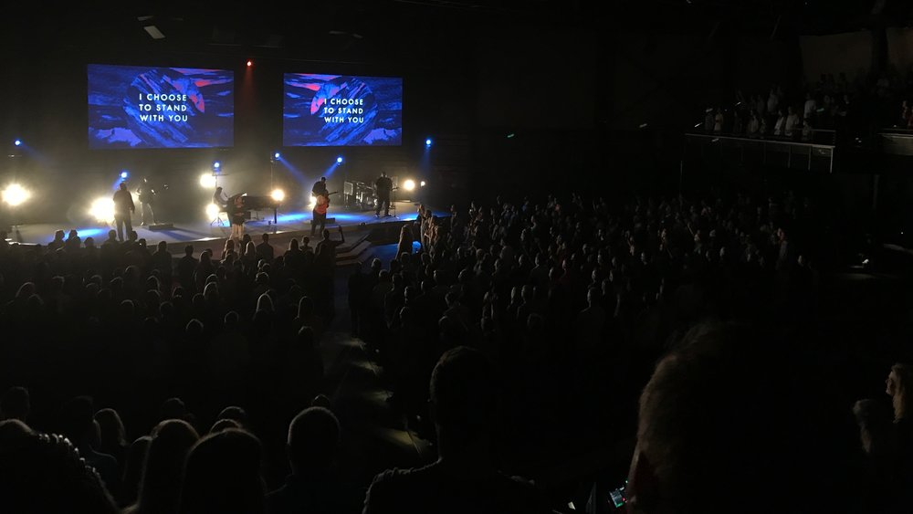 Chestefield Auditorium