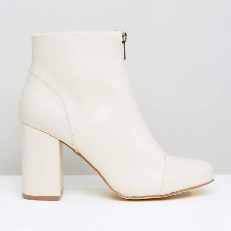 new look white boot asos -themidimaven