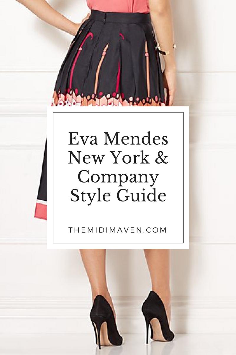 themidimaven eva mendes style guide