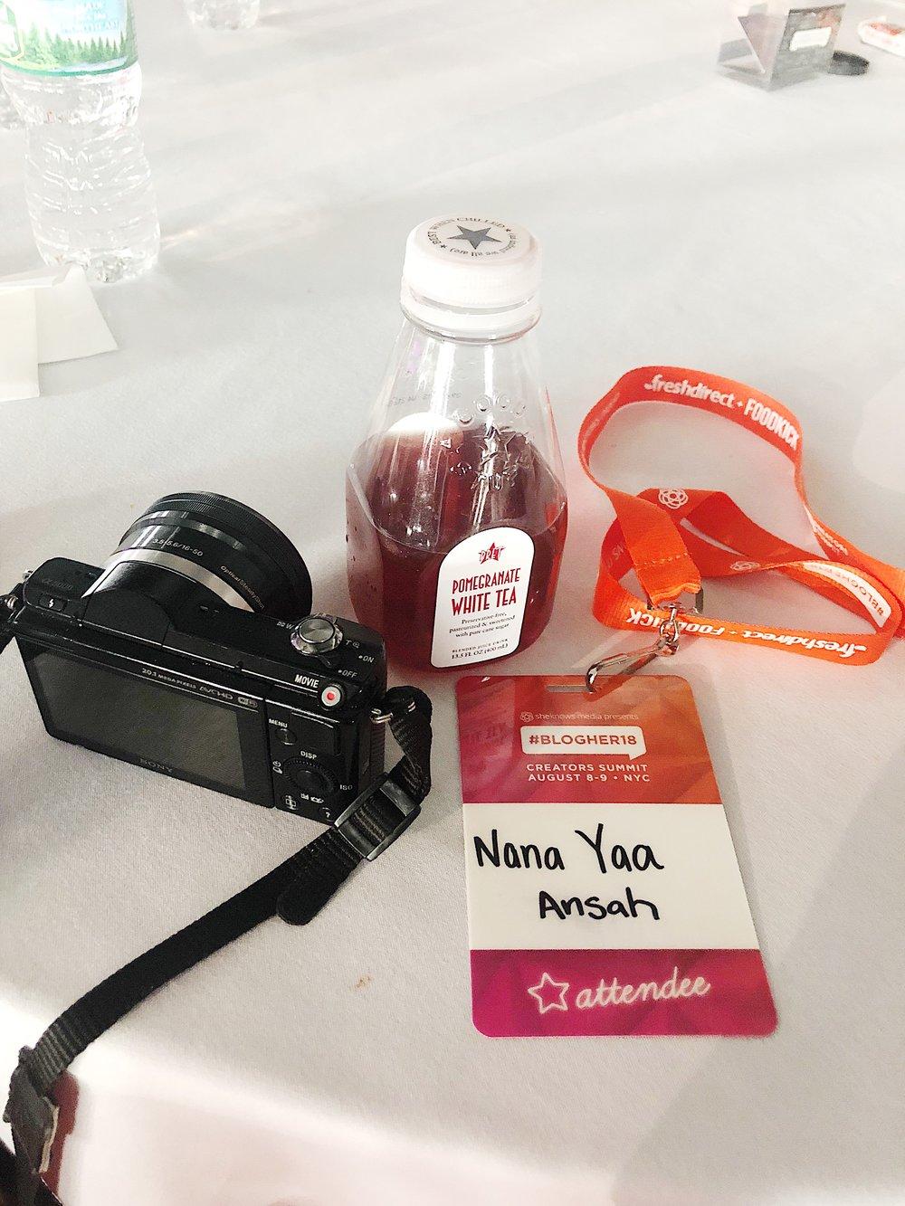 The Midi Maven BlogHer 18 Creators Summit - tools