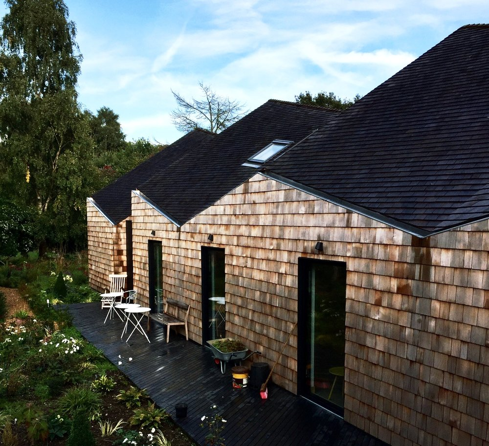 Five Acre Barn, Suffolk