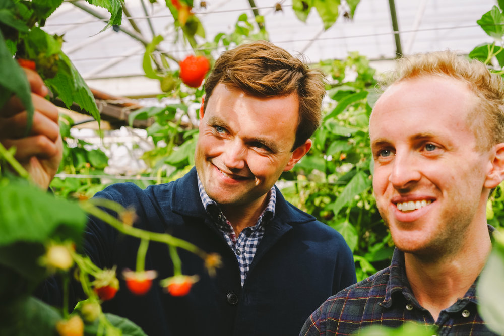 Dash founders Jack Scott & Alex Wright