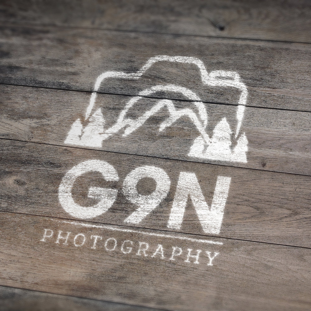 G9N Photography Rebrand