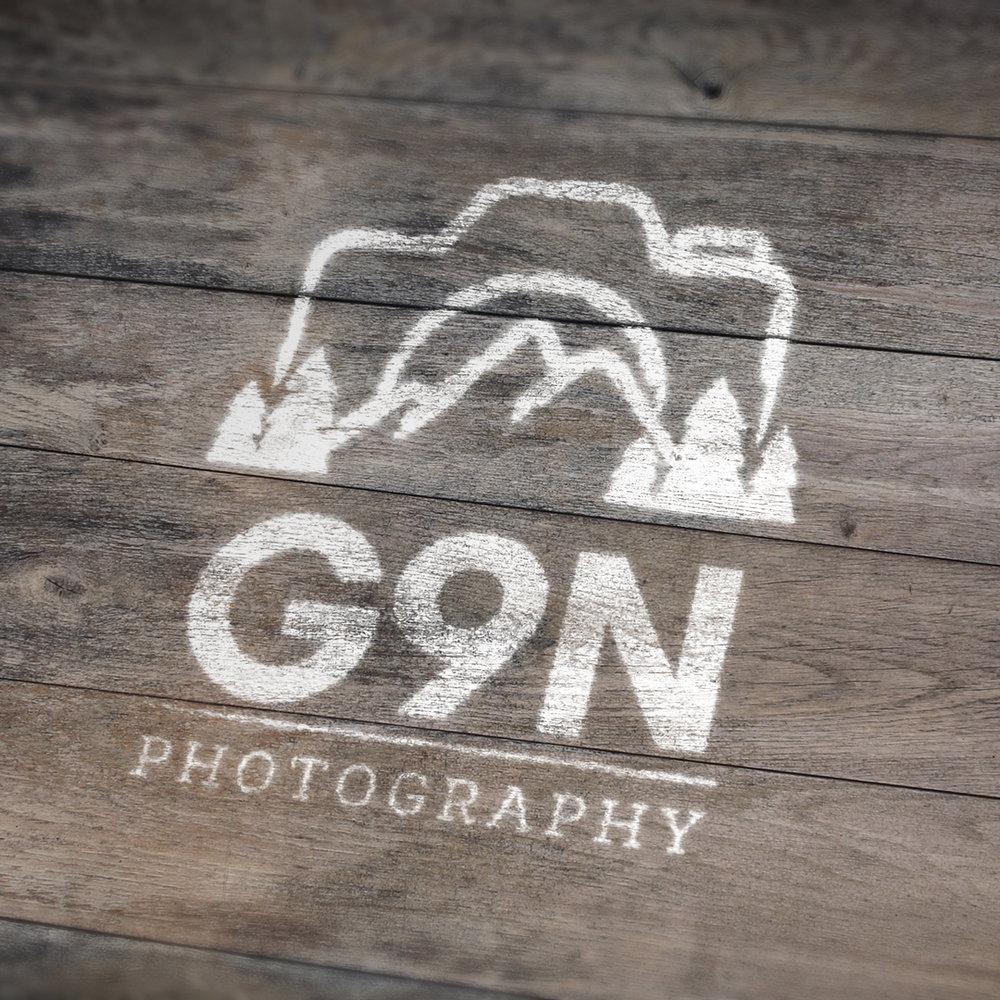G9N Photography Rebrand