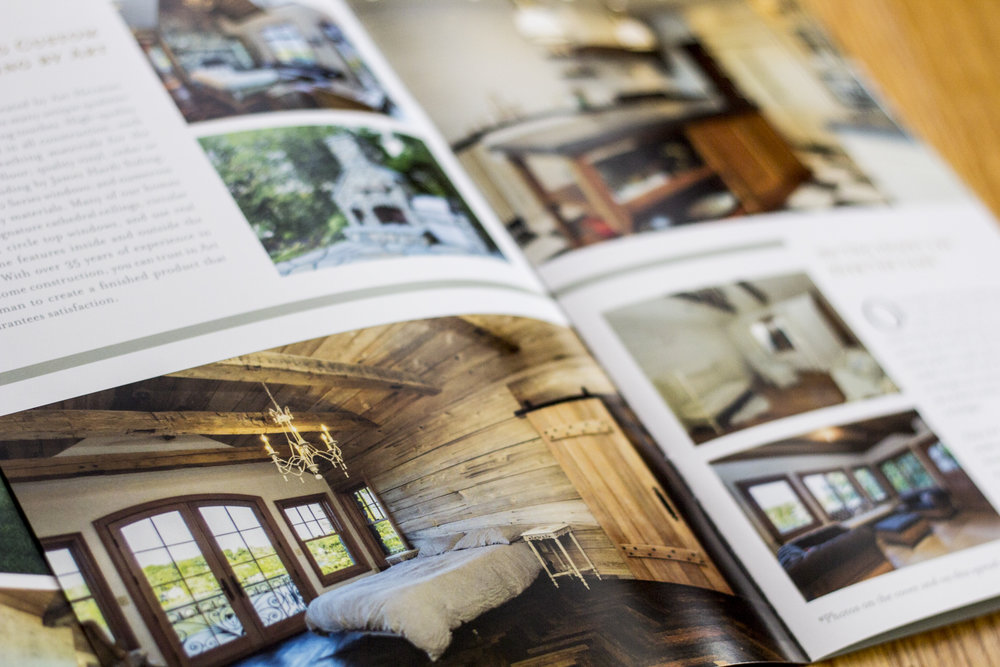 Art Herman Booklet Design