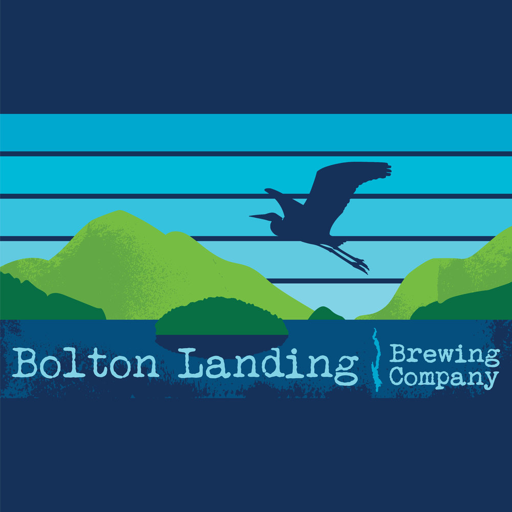 Illustration for Bolton Landing Brewing Co.