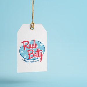 Rude Betty Logo Design