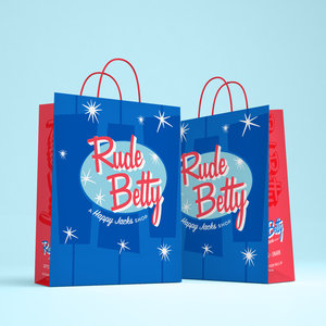 Rude Betty Branding & Packaging