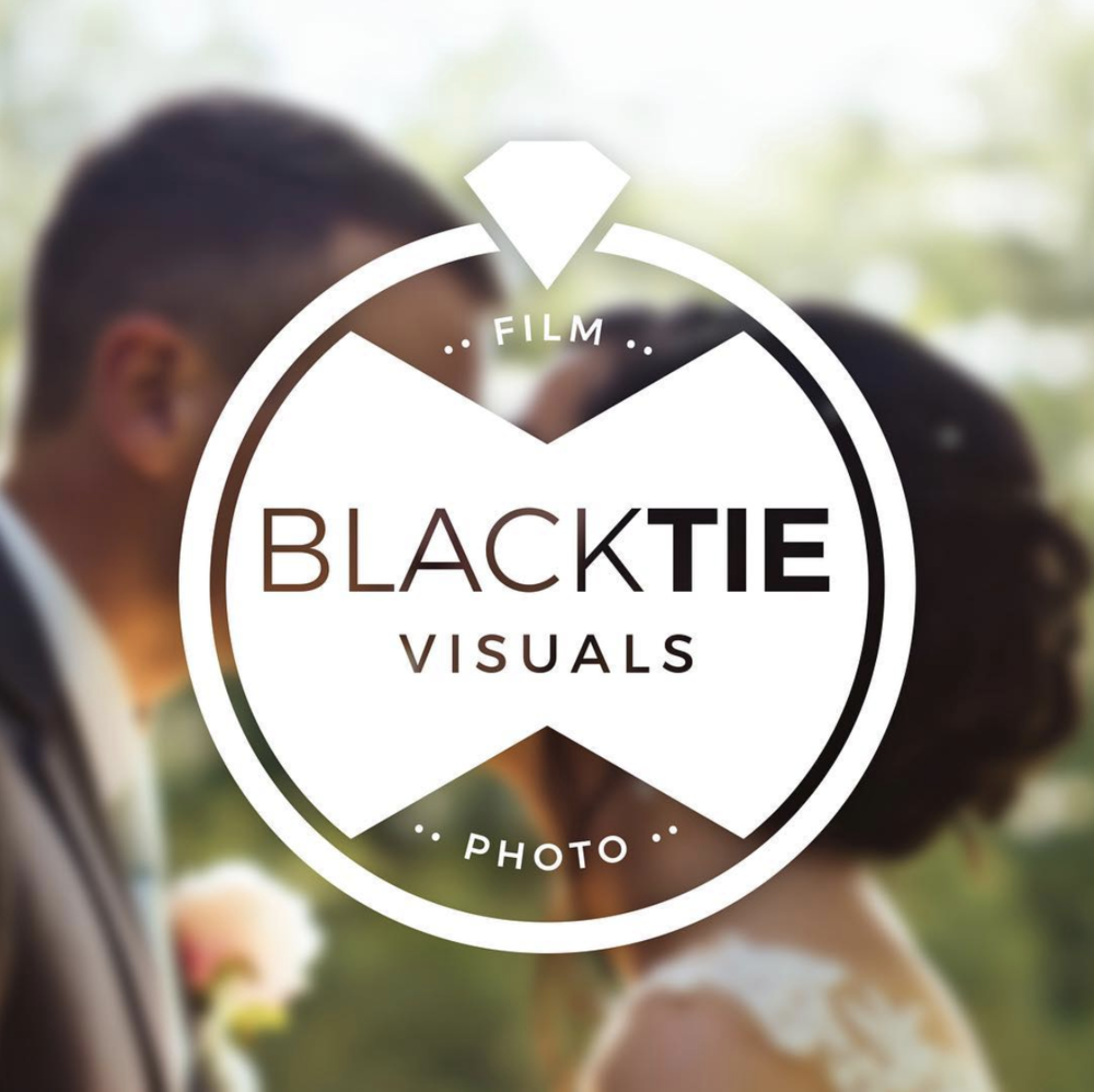 Black Tie Visuals Logo