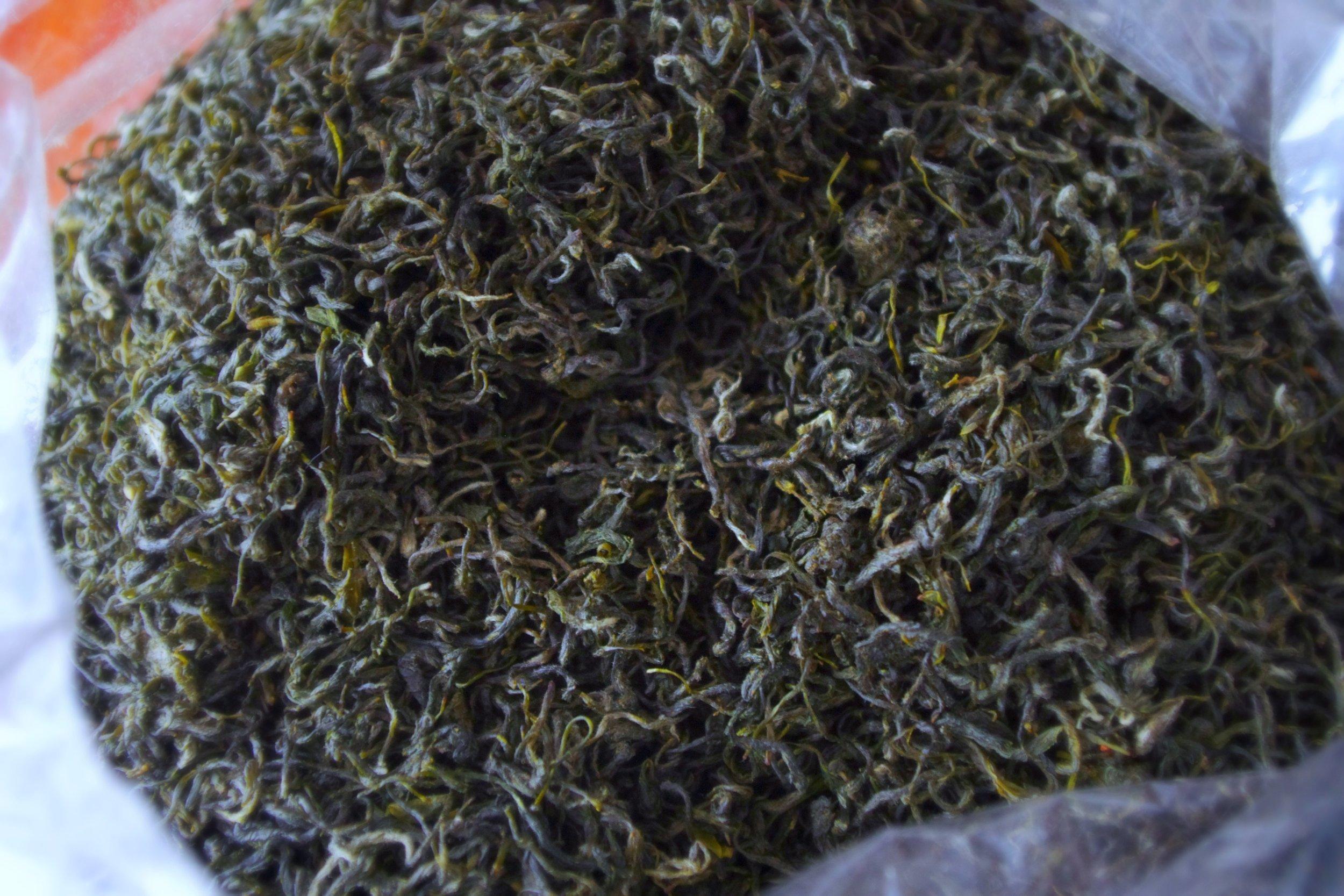Bi Luo Chun dry