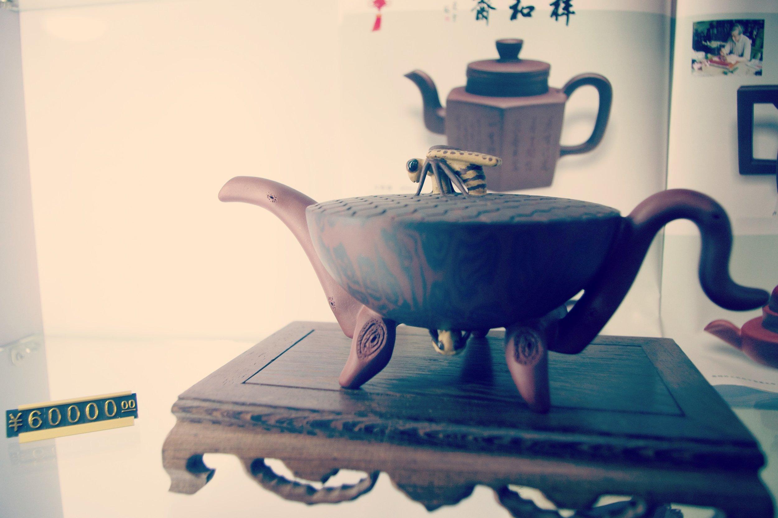 yixing teapot 6k