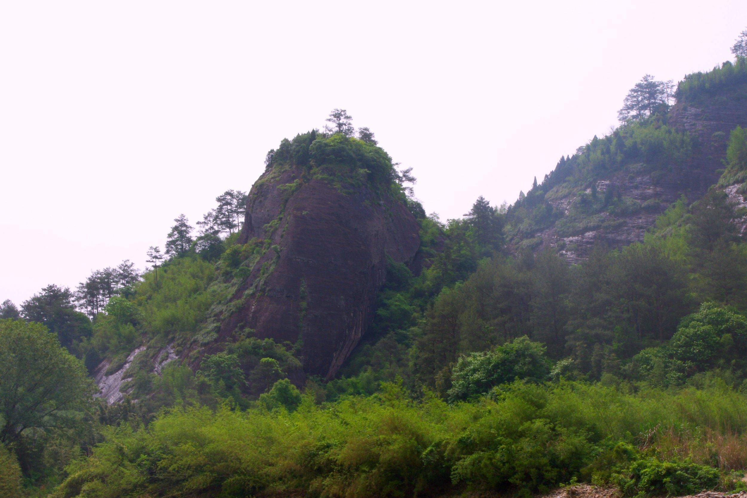 rock elephant