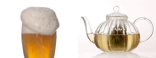 beer-tea
