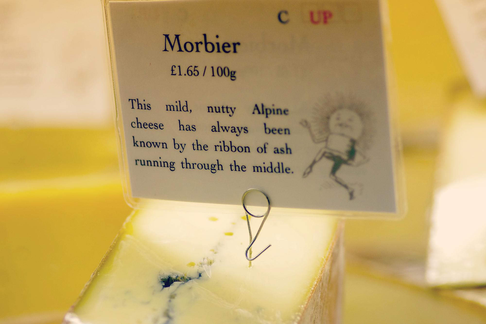 cheesemorbier