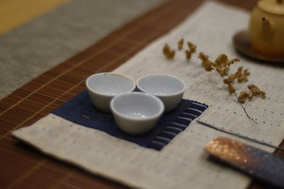 London Gong Fu Tea Ceremony