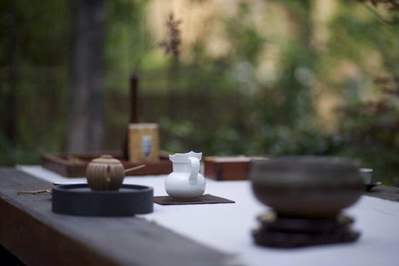 Tea Ceremony Immersion in Senses London