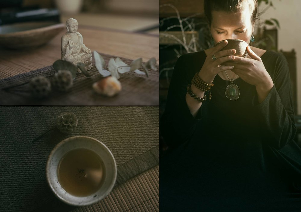 Full Moon Tea Ceremony