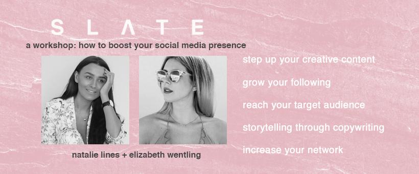Elizabeth Wentling Natalie Lines Slate Agency