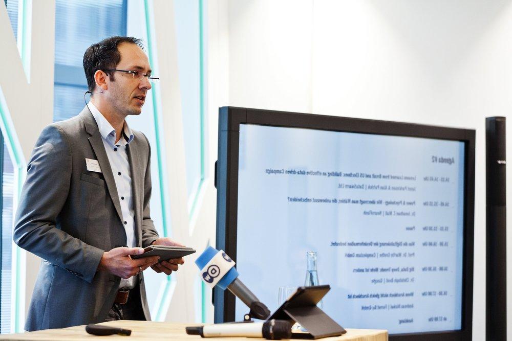 Björn Stecher - Diplom Jurist, Datenschutzbeauftragter, Speaker
