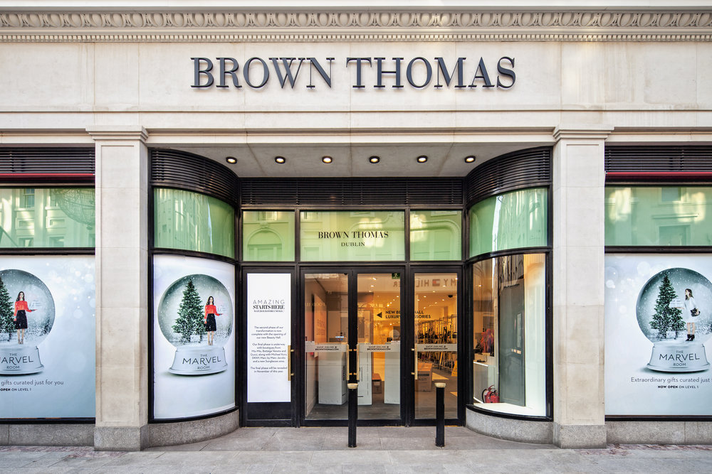 Brown Thomas -