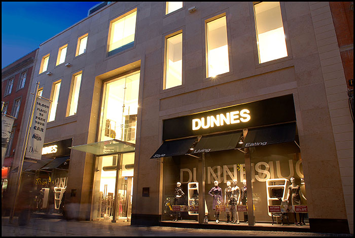 Dunnes Stores Henry Street at Night.jpg