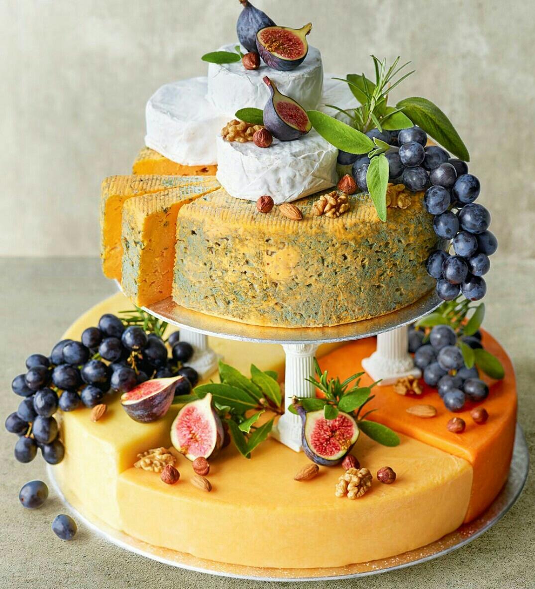 5 Alternative Wedding Cakes — Scenic Event Solutions