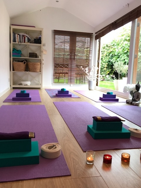 Jo Sales Yoga Studio Cookham Berkshire
