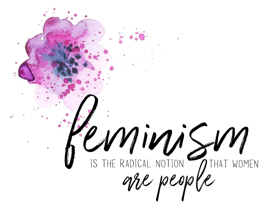 feminism is 8X10.jpg