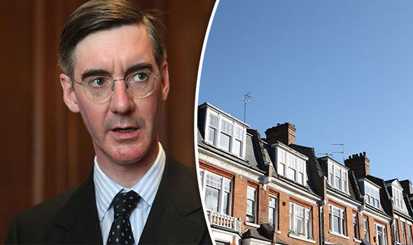 Even Jacob Rees-Mogg now wants to see more house building...