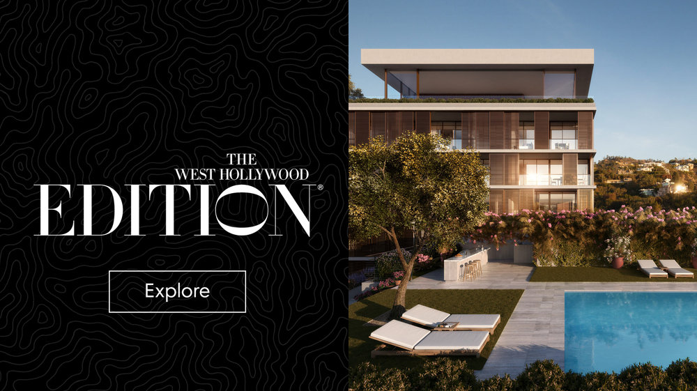 West Hollywood Edition Residences