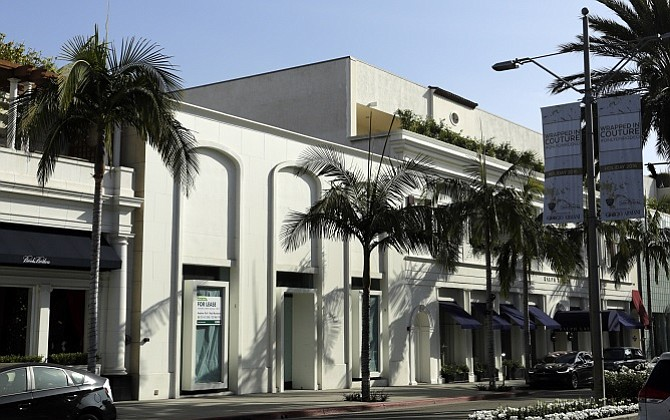 456 N. Rodeo Drive, Beverly Hills CA 90210