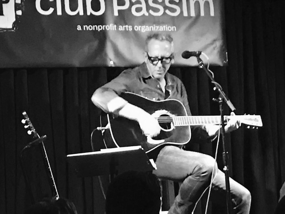 ICS 001 - Darden Smith @ Club Passim - 04/11/17