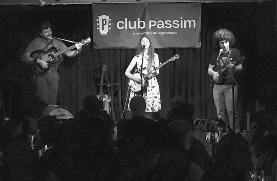 ICS 002 - Honeysuckle @ Club Passim - 06/30/17