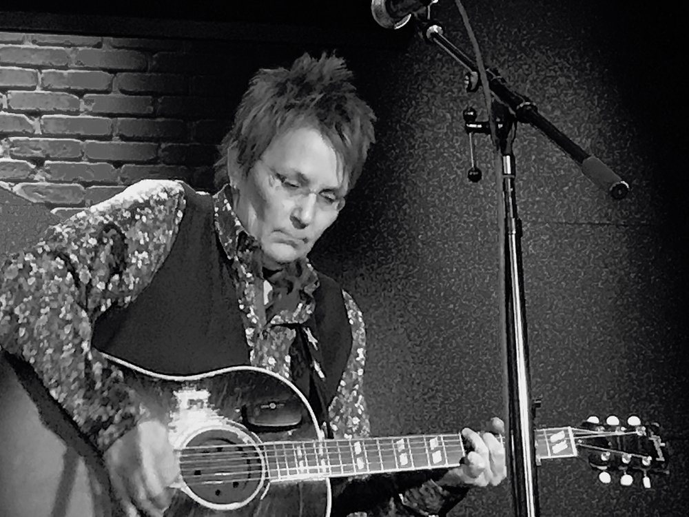 A conversation with Mary Gauthier