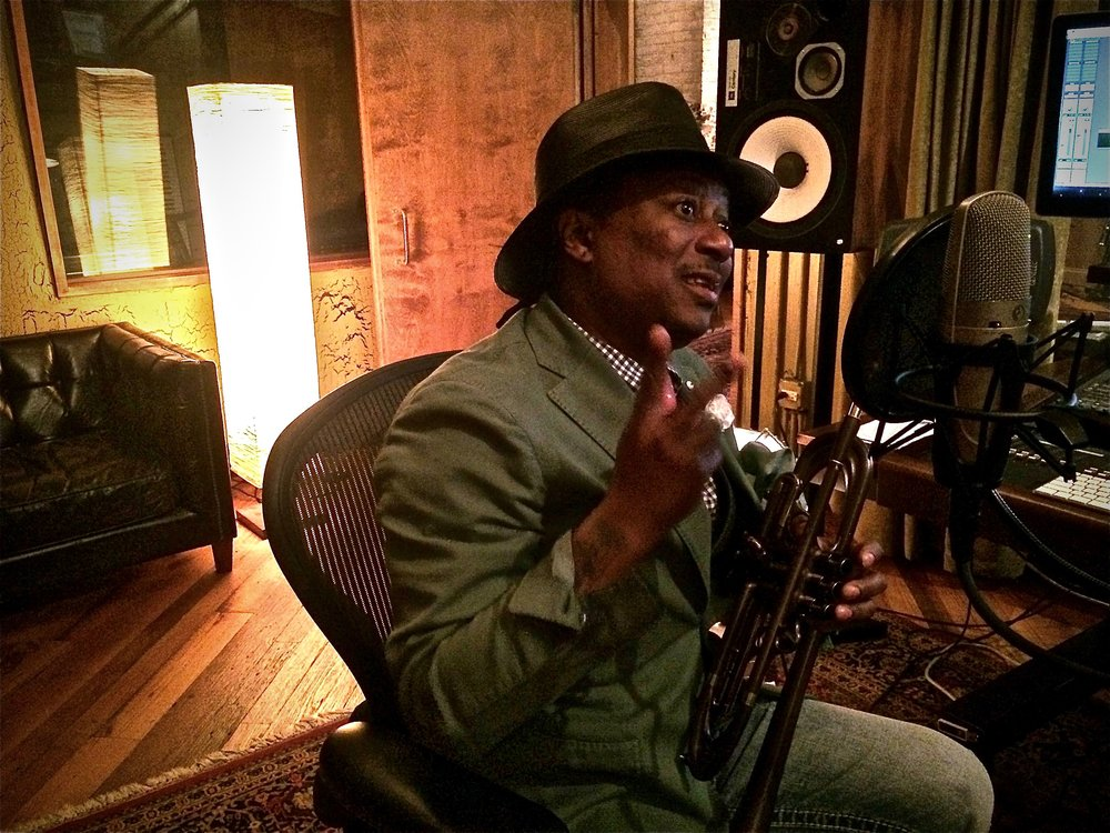 KERMIT RUFFINS - A session with Kermit Ruffins