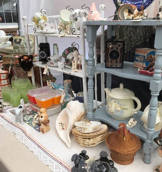 Mayflower Vintage & Antiques 2018