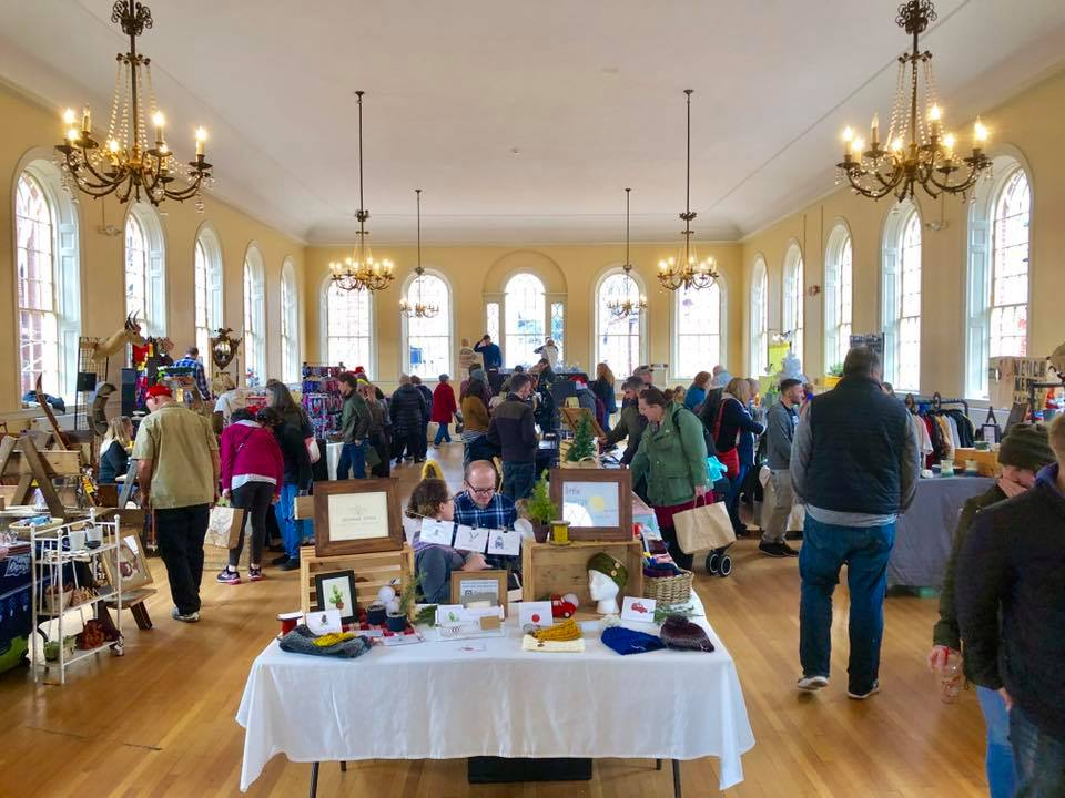 The Salem Flea Holiday Market 2018