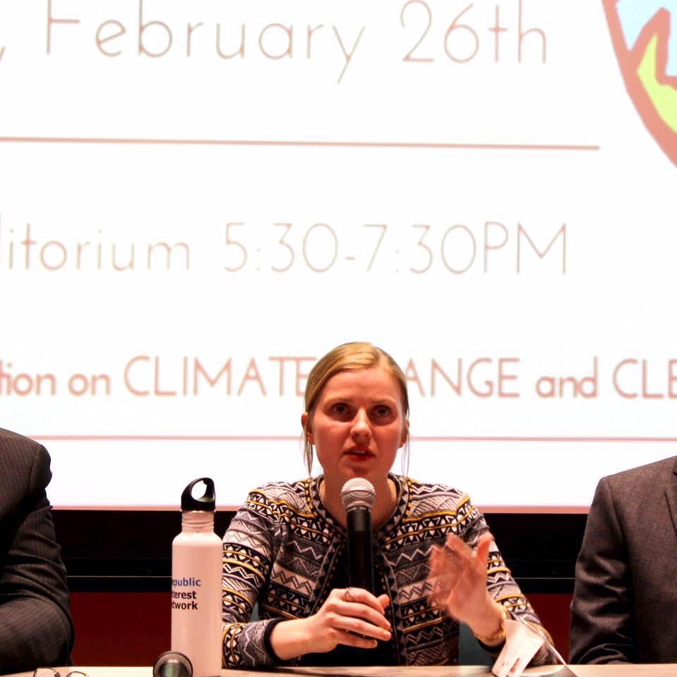 Bronte Payne, Clean Energy Advocate, Environment America