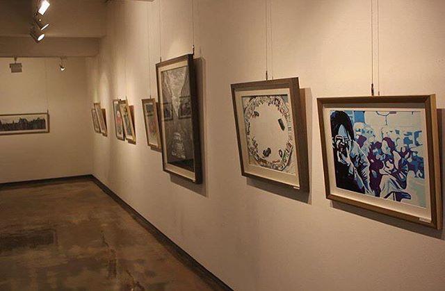 My works at Apgujung Studio Exhibition 2012