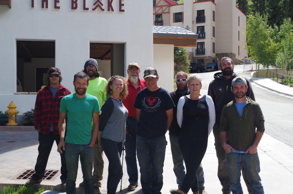 The Crew :)