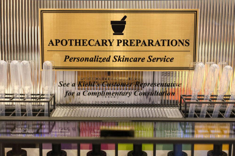 Kiehl's Apothecary Skincare