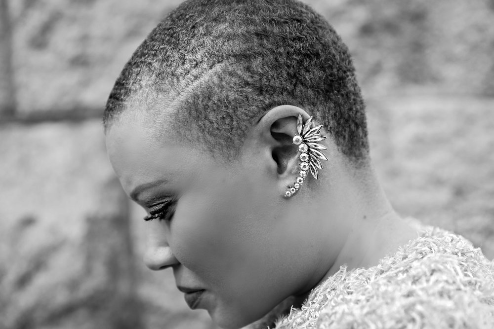 Buzzed Beauty, Nicole L. Townsend talks hair care.