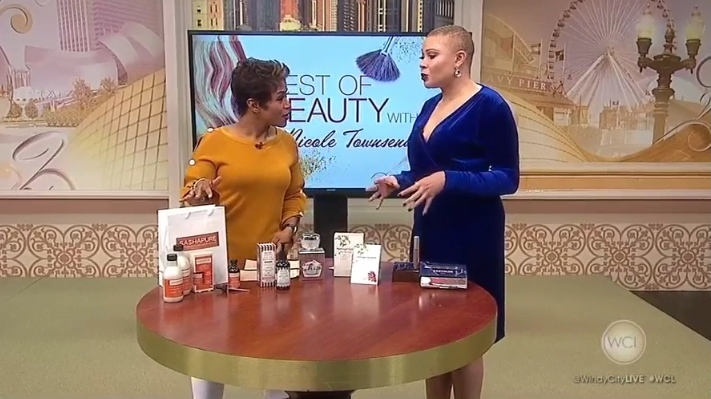 WINDY CITY LIVE: Best of Beauty 2018
