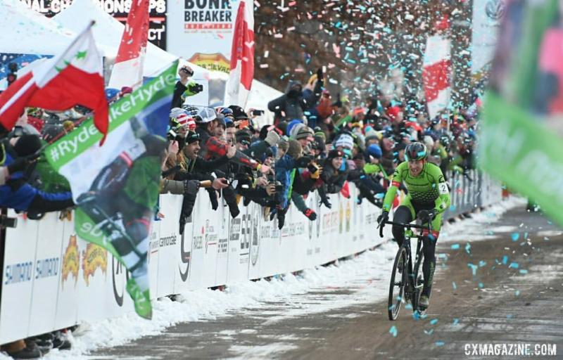 National Champion Stephen Hyde and Four Other Cycle-Smart Athletes Head to World Championships in Bieles, Luxembourg. Photo: CXMagazine.com
