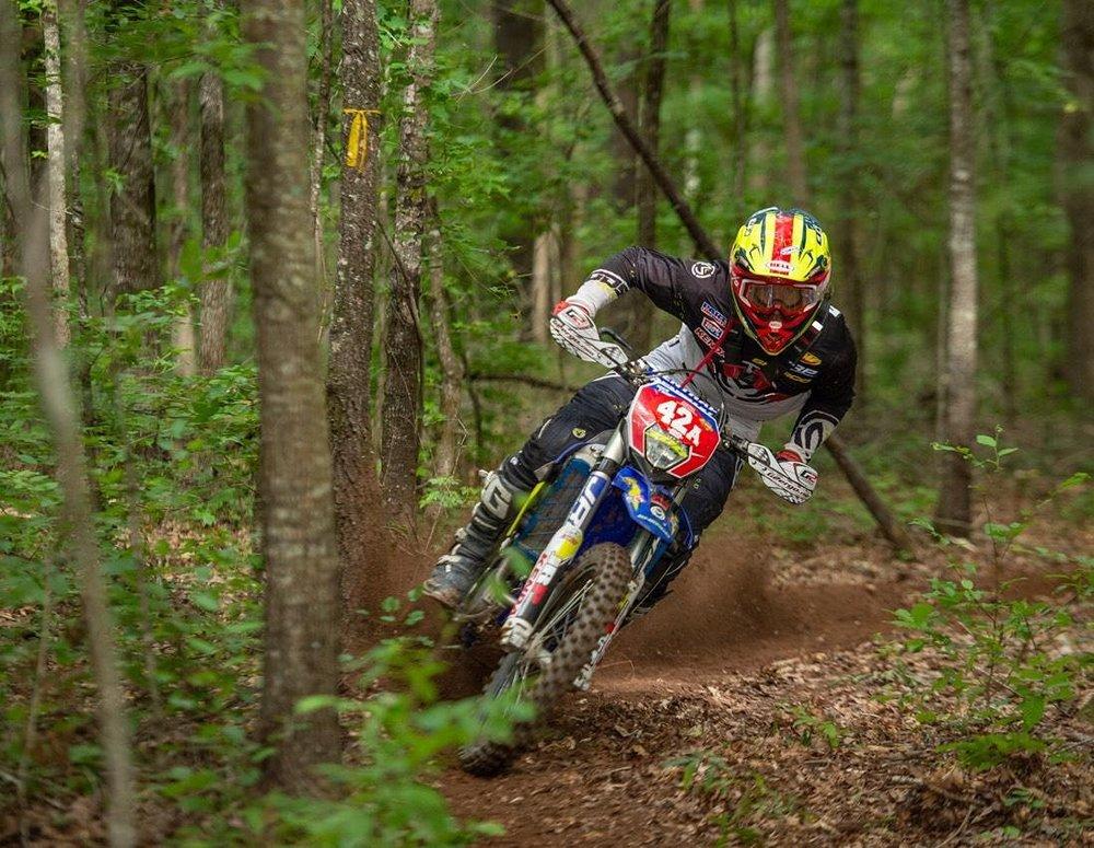 Cycle-Smart athlete, Nick Fahringer