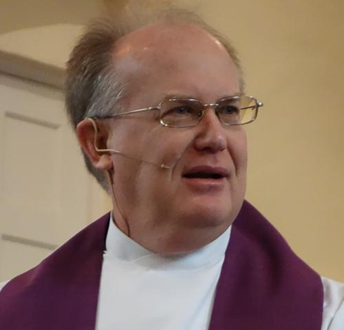 Rev. Ed McNeill