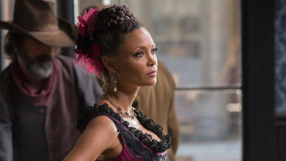 Thandie Newton -- photo courtesy of HBO