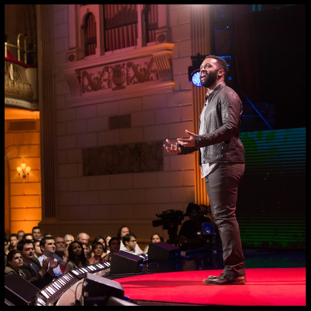 Baratunde Thurston    Baratunde Thurston is a futurist comedian, writer, and cultural critic who helped re-launch  The Daily Show  with Trevor Noah, co-founded Cultivated Wit and the About Race podcast, and wrote the New York Times bestseller  How To Be Black .