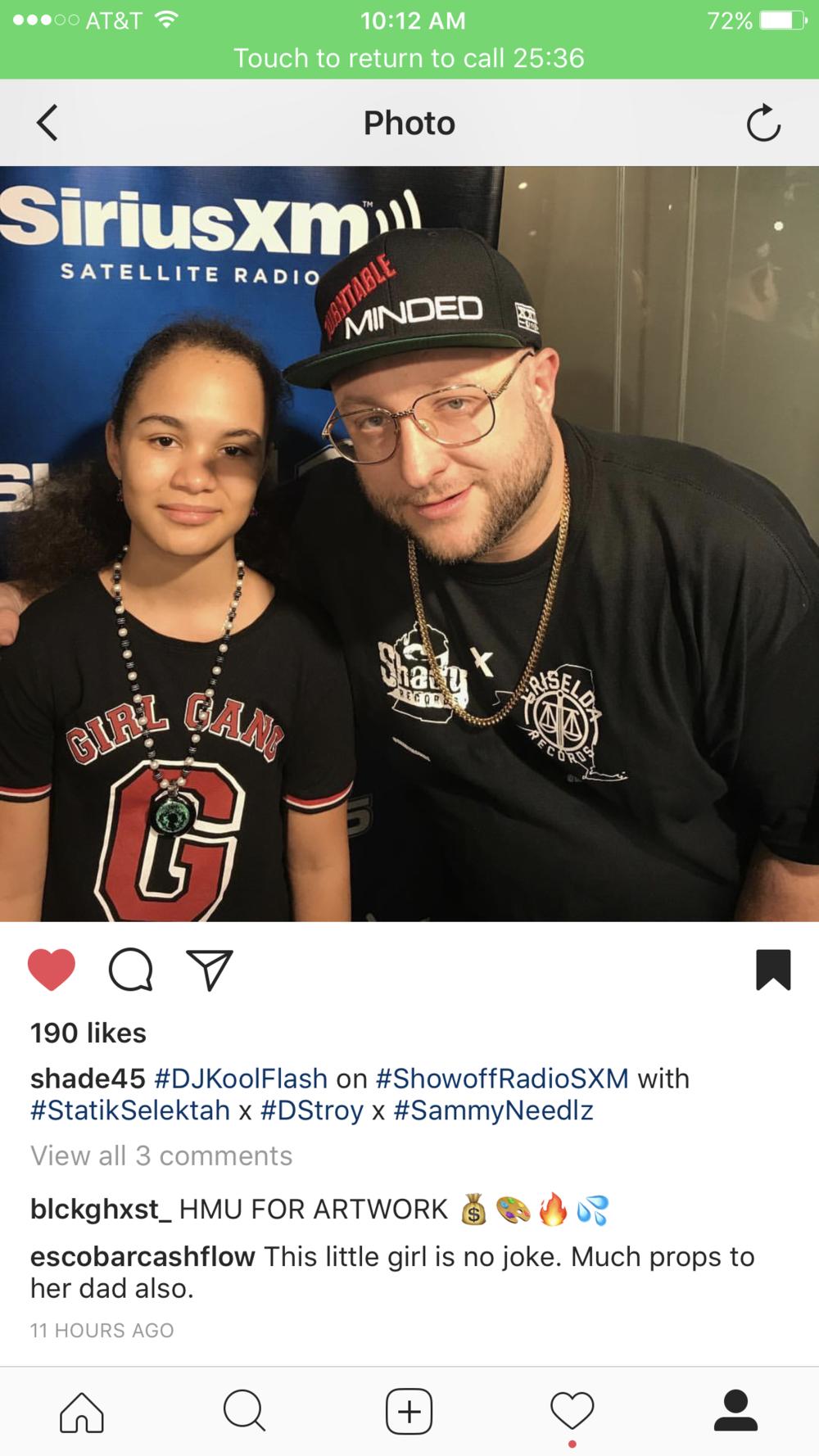 Instagram - KoolFlash wStatik Selektah - ShowOffShow 61517#1.PNG