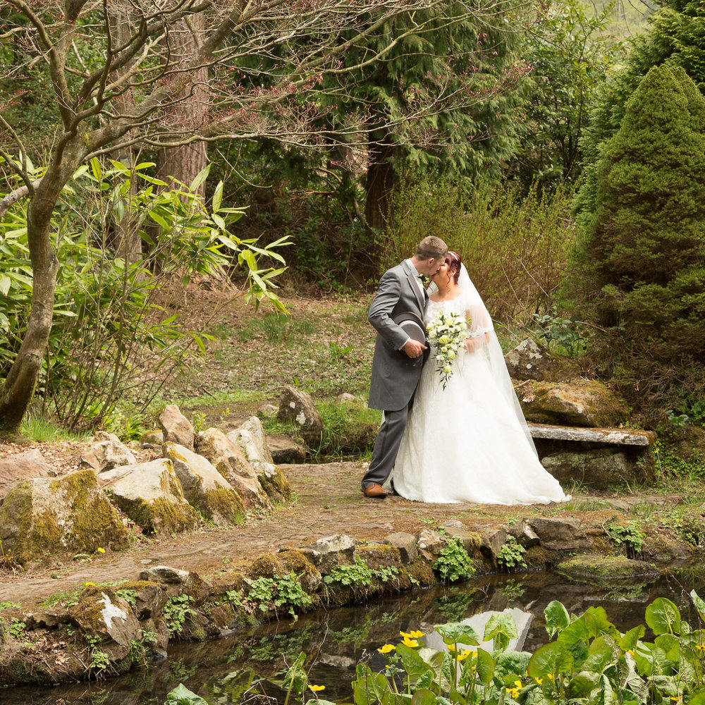 Slaley Hall wedding image